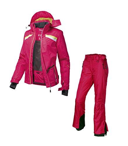 Snowboardanzug Skianzug 2tlg. Funktioneller Snowboardanzug Für Damen Schneeanzug