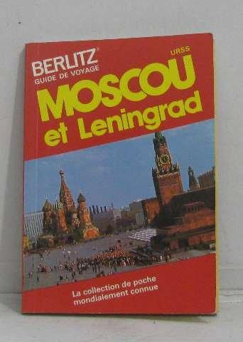 Moscou et Leningrad
