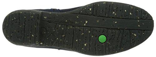 El NaturalistaNC50 QUERA - Stivali classici imbottiti a gamba corta Donna Blu (Blu oceano)