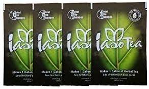 IASO thé de perte de poids et All Natural Detox Tea 100% BIO - 1 MOIS DE TRAITEMENT
