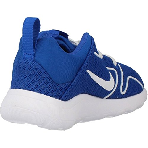 Nike Kaishi 2.0 (Td), Baskets Basses Mixte Bébé Bleu