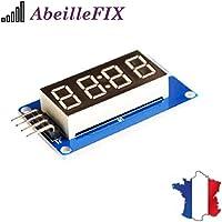 Modul LED Display 4 Bits Digital Tube With Clock TM1637 für Arduino Raspberry PI