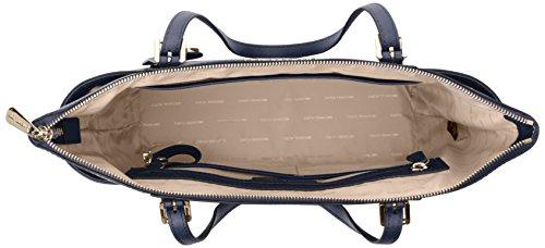 Michael Kors Jet Set Item, Borsa Tote Donna, Blu (Admiral), 11.4x25.4x38.1 Centimeters (W x H x L)