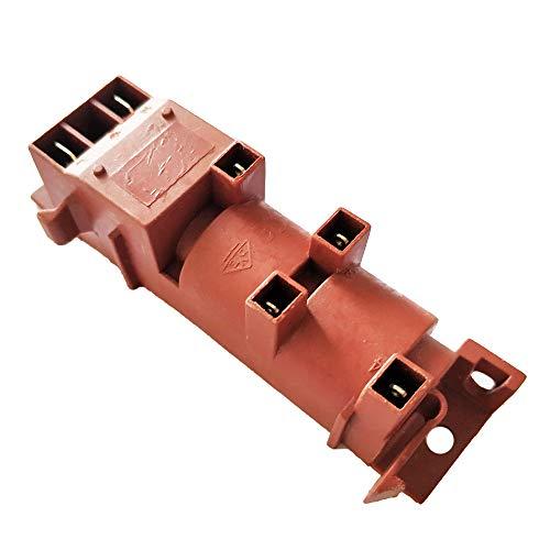 ACAMPTAR Gas Warm Wasser Bereiter Ac 220 V Vier Ausg?nge Impuls Zünder Herd Gas Zünder Ersatz Teile 2 Stücke -