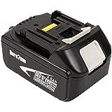 deroteno batería de 18V 4,0Ah Li-Ion para herramientas Batería para Makita 194205-3,194309-1, BL1815,BL1830, LXT400