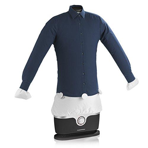 GeschenkIdeen.Haus - CleanMaxx - Automatischer Bügler (Bügelpuppe) für Hemden & Blusen