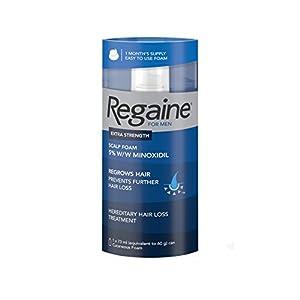 Regaine For Men Hair Regrowth Foam, 73 ml - Single Pack