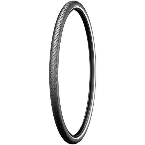 Michelin Reifen Protek Draht Reflex Schwarz, 28 Zoll -