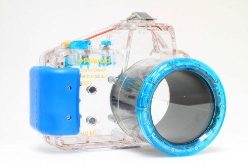 Polaroid Unterwassergehäuse für Nikon V1 Digitalkamera mit 10-30 mm Objektiv