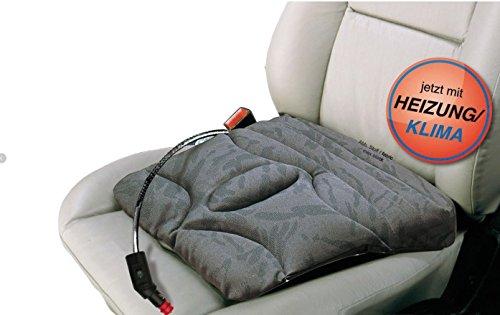 Ergonomico cuscino Coprisedile per auto, ufficio casa Sitback Basic Cuneo Bar con riscaldamento/Air