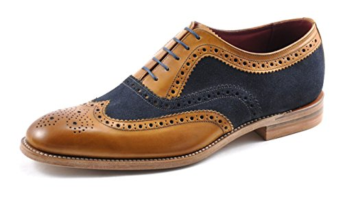 loake-hombres-tan-thompson-brogue-zapatos-uk-12