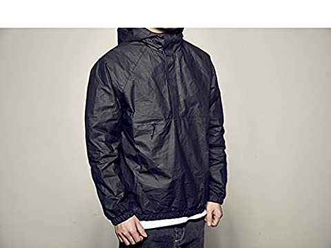 Hooded Jacket homme loisir mince assaut