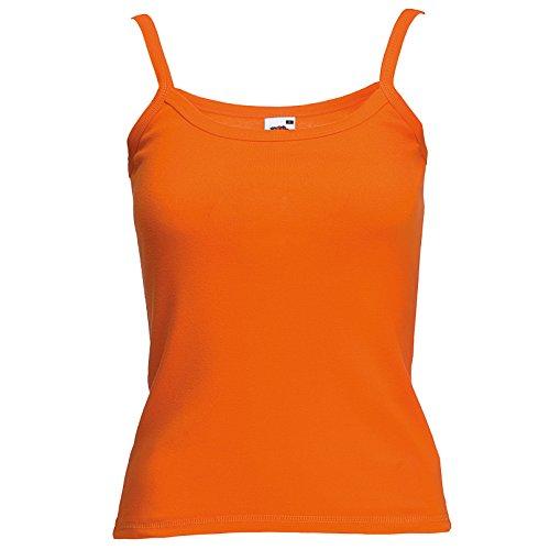 Lady-Fit-Gurt-T-Shirt Fuchsie