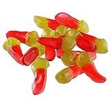 Deine Naschbox - Fruchtgummi Mini-Hot-Chillis - 150g