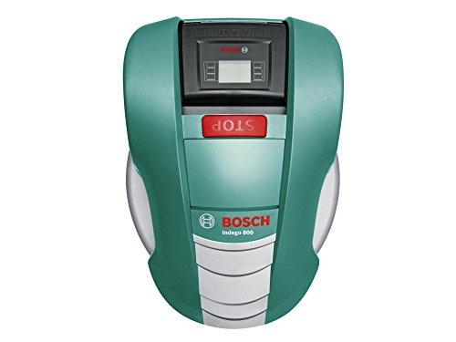 Bosch Indego 800 06008A2102 Robot Tondeuse Électrique sans fil Roues Motrices Coupe 26 cm