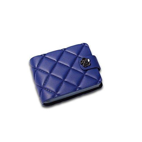 Faysting EU vari colori donna borsellino donna portafoglio rete decorato fashion stile buon regalo E