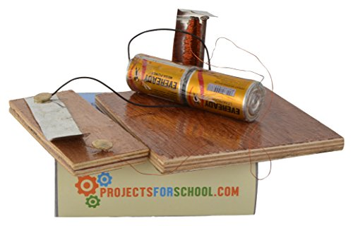 Telegraph Machine Science Project Working Model, DIY kit, Science Game