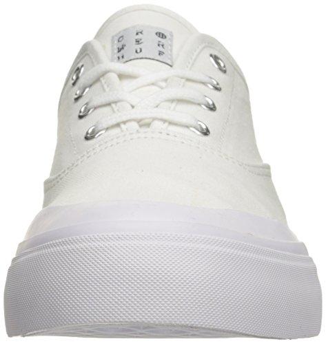 HUF , Herren Skateboardschuhe Weiß weiß Weiß