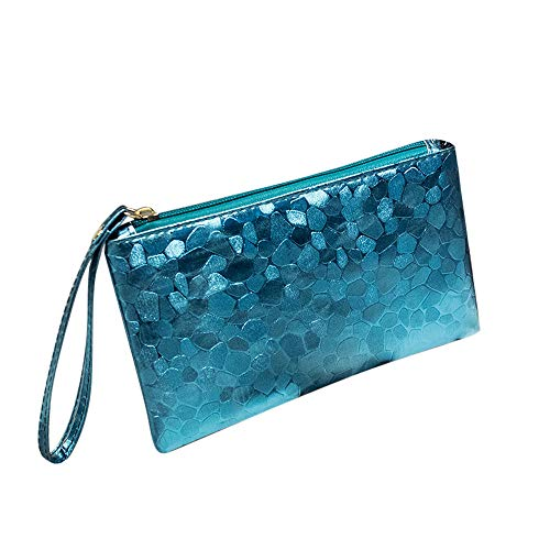 BHYDRY Mode Frauen Abend Party Clutch Bag Make-Up Tasche Pailletten Funkelnde Bling Geldbörse -