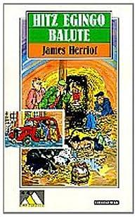 Hitz egingo balute par James Herriot