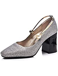Cerimonia Scarpe it Amazon Da Donna Argento wg1zRq