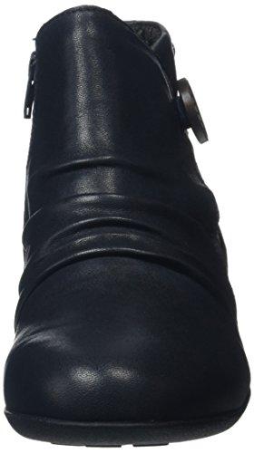 Padders Damen Carnaby Kurzschaft Stiefel Blue (24 Navy)