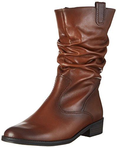Gabor Shoes Damen Comfort Sport Stiefel, Braun (63 Sattel/EF (Micro)), 39 EU