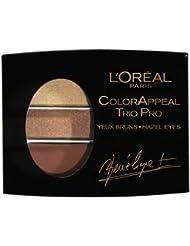L'Oréal Paris Color Appeal Trio Lidschatten 317, Penlélope Cruz