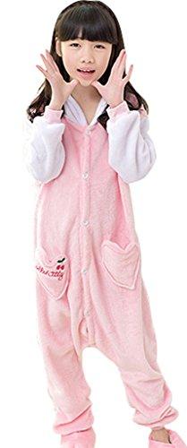 (KSFJV Tier Cosplay Kostüm Pyjamas,Kitty Katze.95cm)