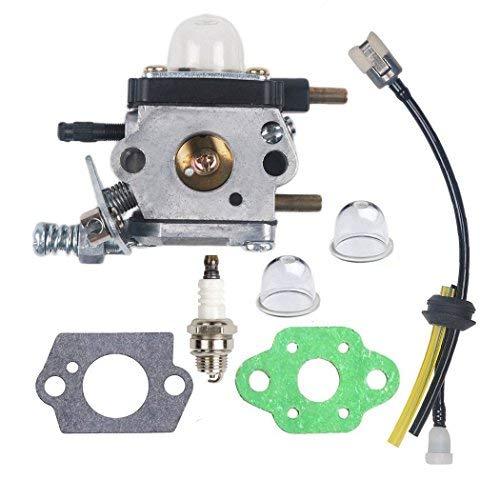 Beehive filtro c1u-k54a carburatore con guarnizione Repower kit con candela per Echo HC1500TC210TC210I TC21002Cycle Mantis Tiller 72227222E 7222m 72257230724079207924Coltivato