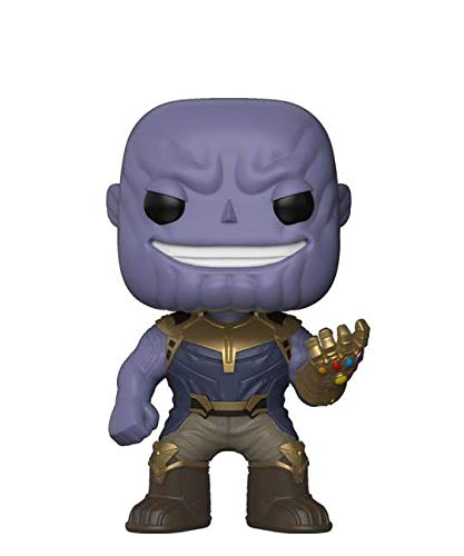FUNKO [POP!]!]! Marvel - Avengers Infinity War - Thanos #289 Vinyl Figure 10cm Released 2018