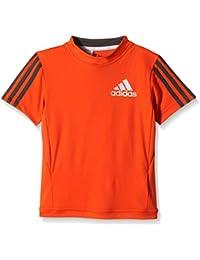 Adidas YB CLMCO Q tee - Camiseta para niño