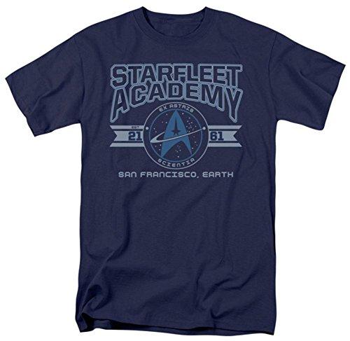 Cadet Athletic Insignia -- Starfleet Academy -- Star Trek Erwachsener T-Shirt, M