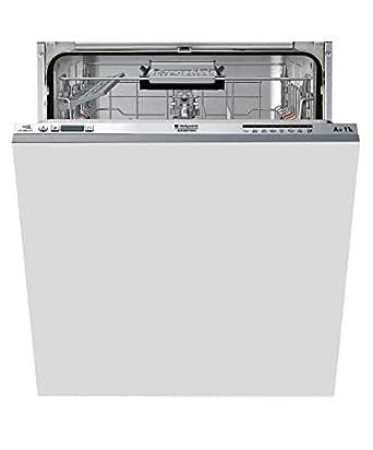 Hotpoint LTF 8B019 C EU Entièrement intégré 13places A+ lave-vaisselle - lave-vaisselles (Entièrement intégré, Acier inoxydable, boutons, 13 places, 49 dB, A)