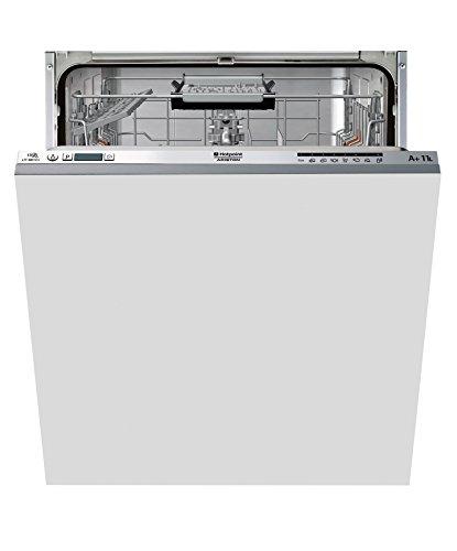 Hotpoint LTF 8B019 C EU Nuova lavastoviglie a scomparsa,Potenza sonora 49db(A), 8 programmi di lavaggio, Sistema di sicurezza Overflow, A+.Consumo Acqua Ciclo Standard: 11L.