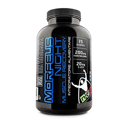 Morfeus - 150 cpr - NET - Night Muscle Recovery (1)