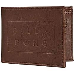 BILLABONG Die Cut, Bolsa y Cartera para Hombre, Negro (Black), 1x1x1 cm (W x H x L)