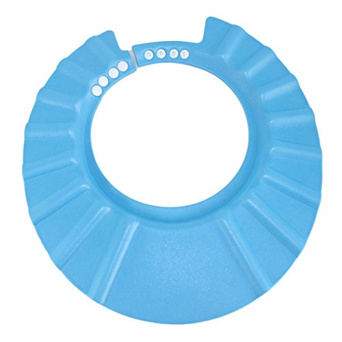 Adjustable Water Proof bathing hat for Baby, Children, Toddler, Kids