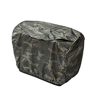 ChaRLes 340x562x475mm Camo Green Generator Cover Fits for Generator