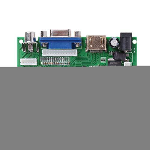 AT070TN90/92/94 LCD-Controllerplatine (VGA, 50-Pin, LCD, TTL, LVDS) - Ttl-lcd