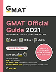 GMAT Official Guide 2021: Book + Online Question +mobile Bank