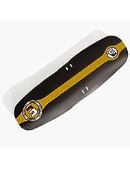 Bicicleta de montaña Cara de Mucky Nutz Bender Fender XL–Guardabarros, color negro/dorado