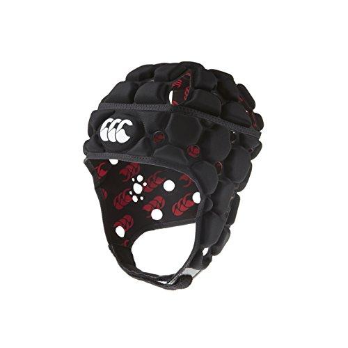 Canterbury Z013033-989 Casque de Rugby Mixte Noir