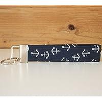 Schlüsselband Schlüsselanhänger Anker, Länge ca. 14 cm; Breite ca. 2,5 cm
