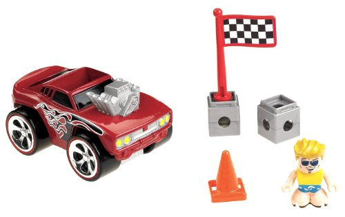 Fisher-Price TRIO Hot Wheels Roger Dodger by Fisher-Price