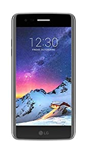 LG K8 2017 SIM Free Smartphone - Titan