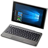 Venturer Bravo 2 Ordinateur portable hybride 25,6'' Gris (Intel Atom, 2 Go de RAM, 2 TB,Windows 10)