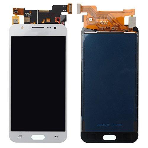BisLinks Per Samsung Galaxy J5 2015 LCD Display Touch Schermo Digitizer Bianca J500 J500FN Sostituzione Parte