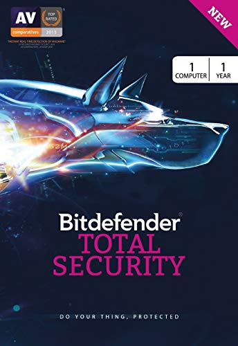 BitDefender Total Security Latest Version (Windows)