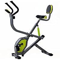 David Douillet VX01 Bicicleta estática, color Gris